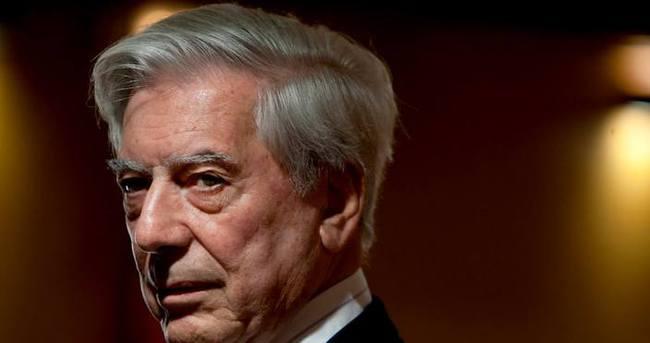 Nobelli yazar Mario Vargas Llosa eşini terk etti