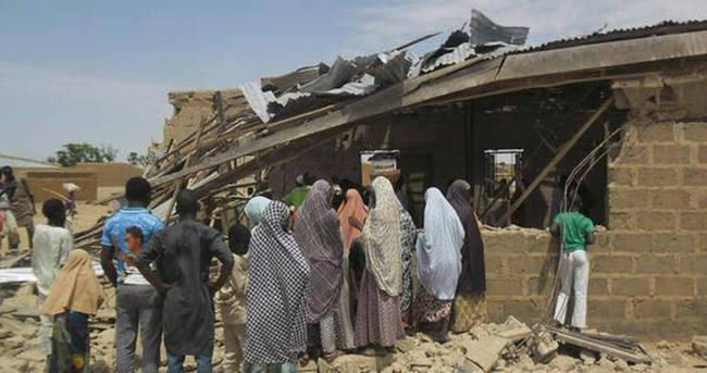 Nijerya'da kiliseye saldırdılar: 6 ölü