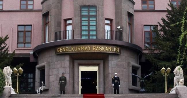 Genelkurmay'dan 'askeri kaynak' açıklaması