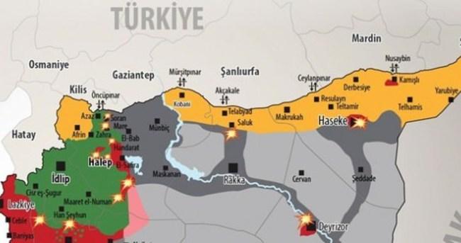 Koridorun amacı Suriye'yi bölmek