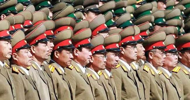 Rusya'ya toplantı için giden Kuzey Koreli general kaçtı
