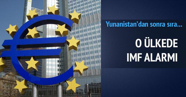 Güney Kıbrıs'ta IMF alarmı