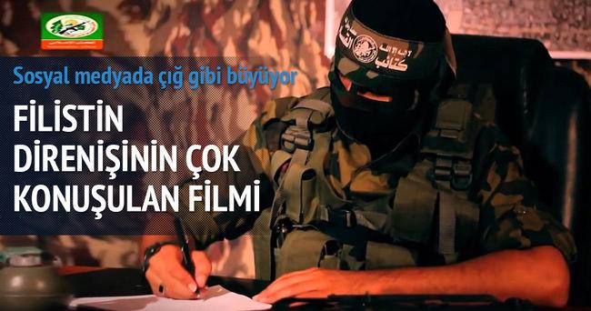 Filistin direnişinin çok konuşulan kısa filmi