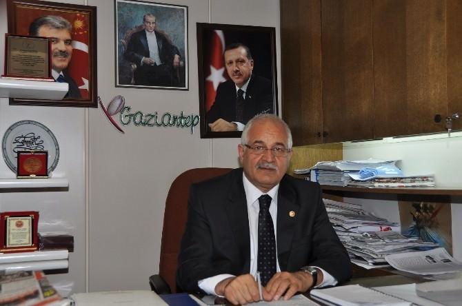 AK Parti Gaziantep Milletvekili Mehmet Erdoğan: