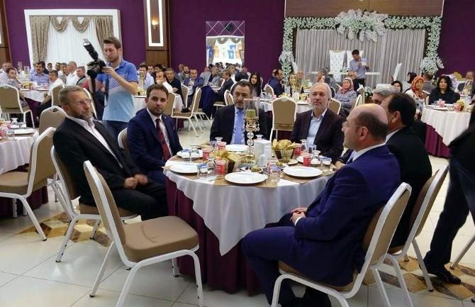 AK Parti'den İftar