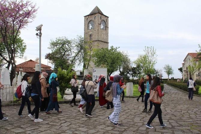 Erzincan'dan Yüzlerce Genç İstanbul, Çanakkale Ve Eskişehir'i Gezecek