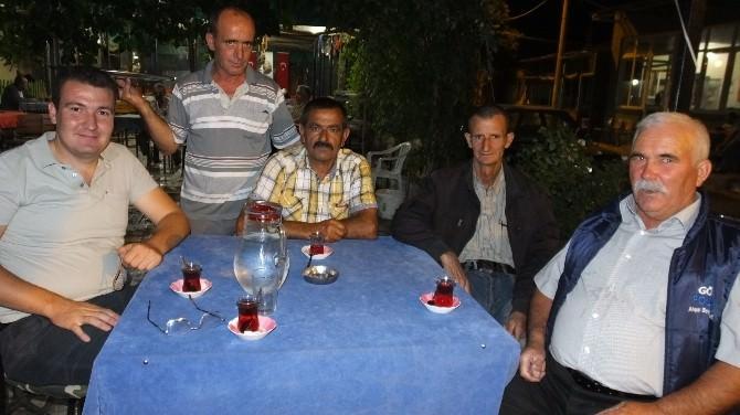 Burhaniye'de Örnek Kahveci