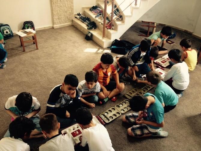 Serdivan Ramazan Okulunda Eğlence Ve Eğitim Bir Arada