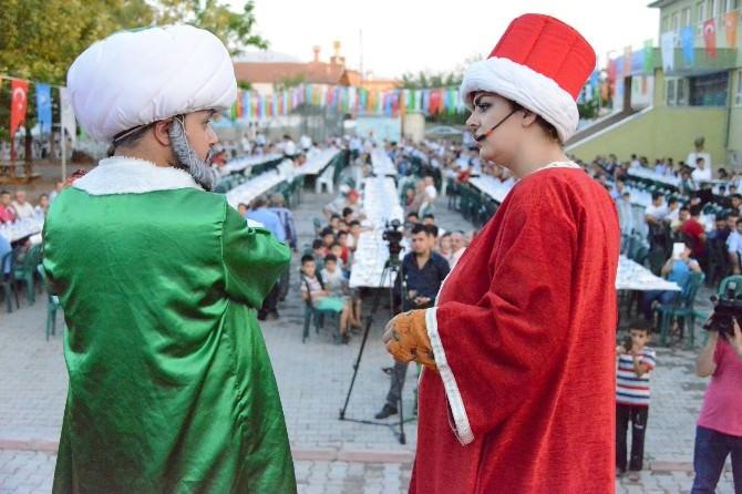 """Başkan Polat, """"Meydan İftarları Paylaşma Ve Kardeşliktir"""""""