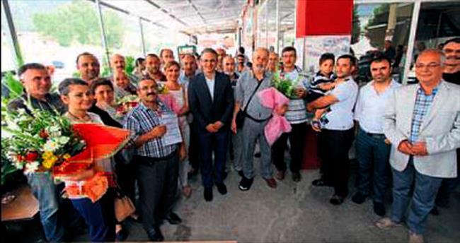 Karşıyaka'da 20 yıllık sorun çözüldü