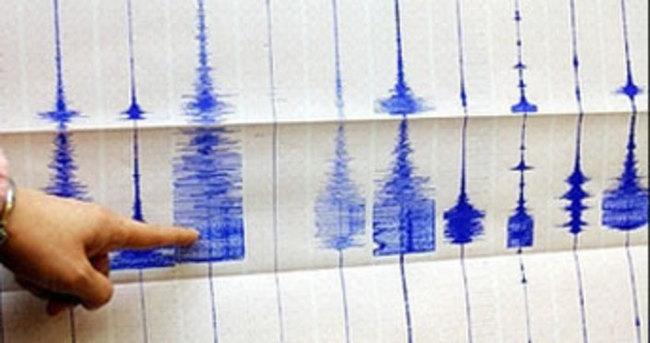 Düzce'de 3.8 büyüklüğünde deprem