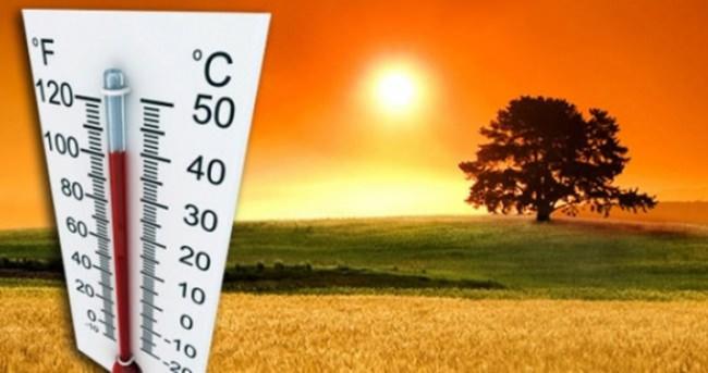 Almanya'da sıcak rekoru