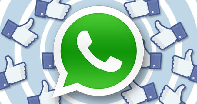 Whatsapp'a Facebook'tan transfer