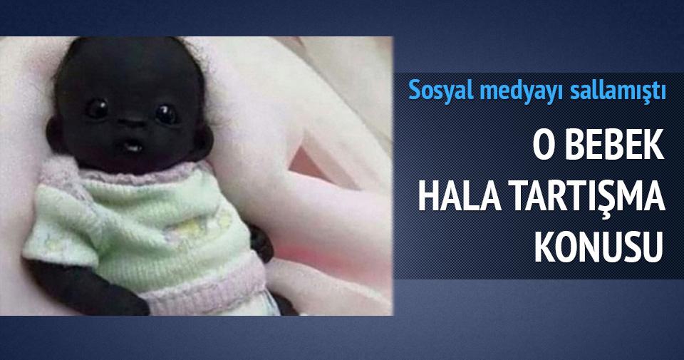 Dünyanın en siyah bebeği gerçek mi?