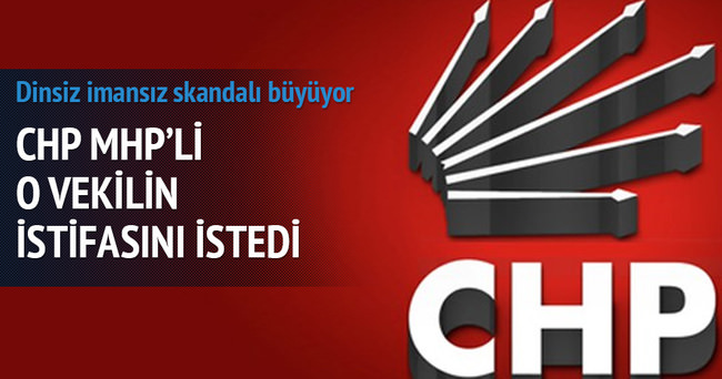 CHP'den MHP'ye çok sert tepki