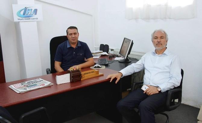 Başkan Kamil Saraçoğlu: Kütahya, Değişim Ve Dönüşümü Yaşıyor