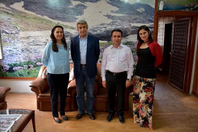 Kardeş Belediye, 'Beşiktaş' Hakkari İçin Yeni Hizmetlere Hazırlanıyor