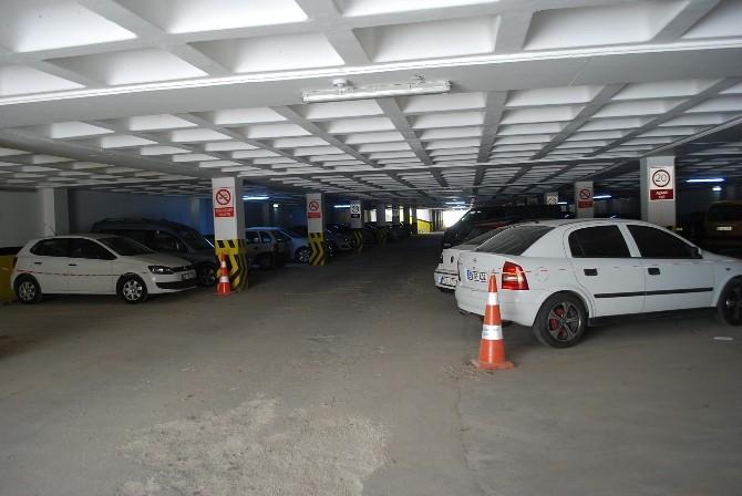 Çerkezköy'de Kapalı Otoparkta Aylık Park Ücreti 120 TL