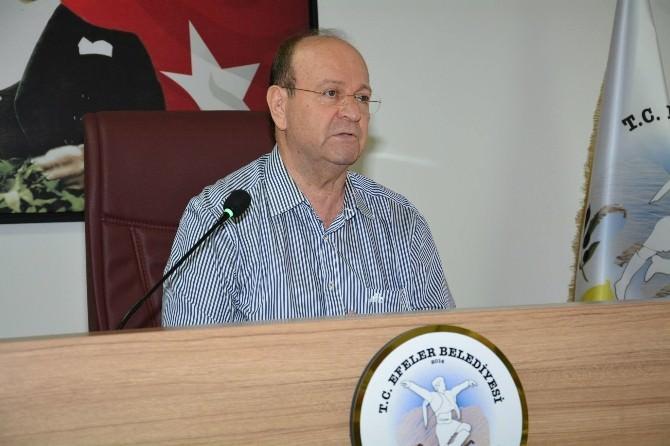 Efeler Belediye Meclisi Temmuz Ayı İlk Toplantısı Yapıldı