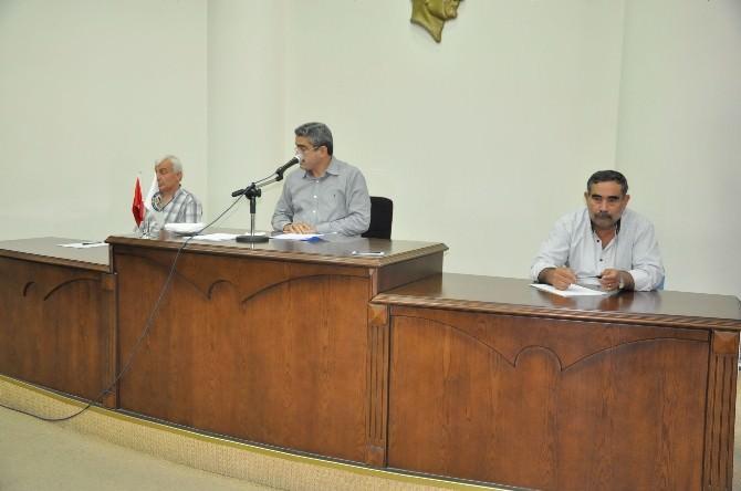Nazilli Belediye Meclis Toplantısı Yapıldı