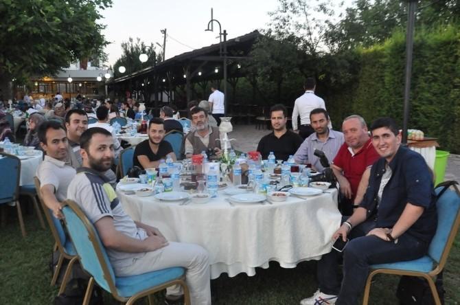 Sakarya Valisi Hüseyin Avni Coş Engelli Vatandaşlarla İftar Açtı
