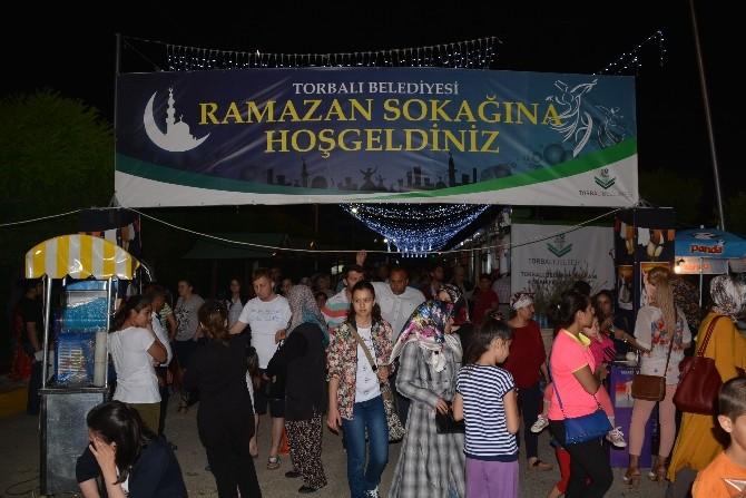 Torbalı'da Bereketli Ramazan Sokağı