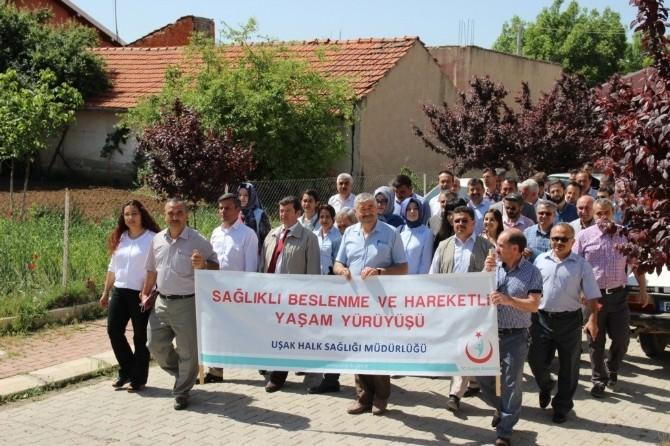 Uşak'ta Sağlık Ve Din Görevlileri Buluşması