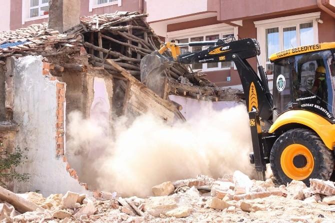 Yozgat Belediyesi Yeni Cadde Ve Sokak Açma Çalışması Başlattı
