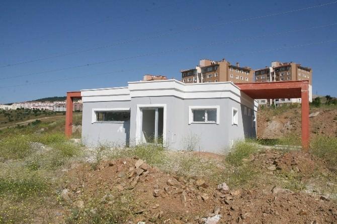 Yozgat'ta Sahipsiz Bina Sahip Çıkılmasını Bekliyor