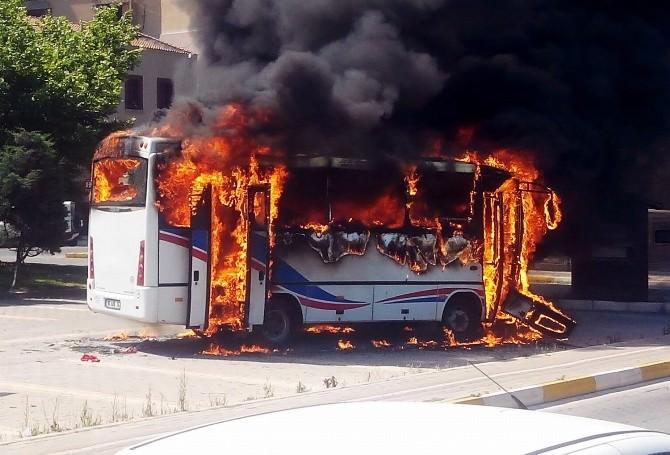 Balıkesir'de Toplu Taşıma Arbedesi: 1 Yaralı