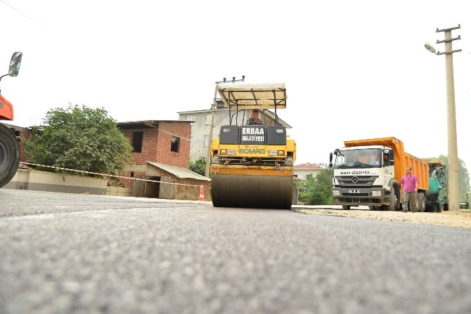 Erbaa Belediyesi Asfalt Üretim Maliyetini Düşürdü