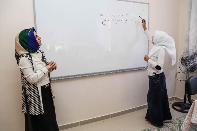 Şehitkamil Sosyal Tesislerinde Kur'an-ı Kerim Eğitimi Devam Ediyor