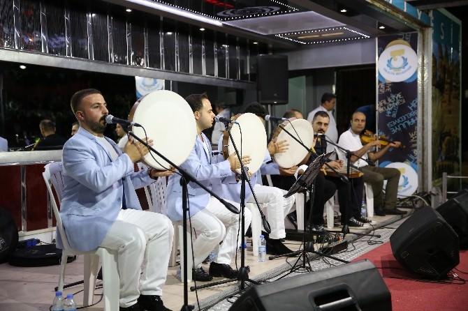 Haliliye'de Grup Mevlana Konseri