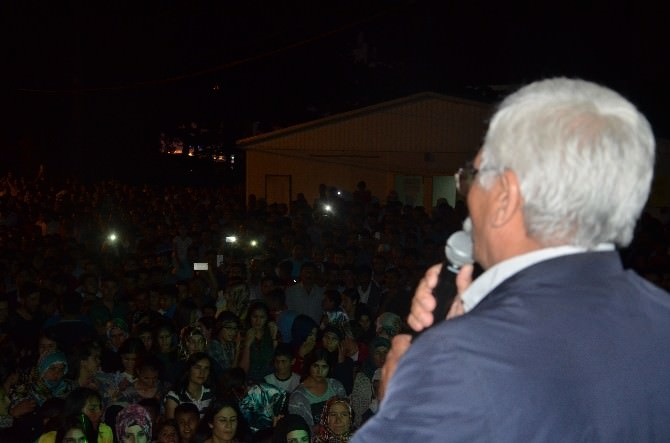 Erciş Belediyesi'nden Halk Konseri