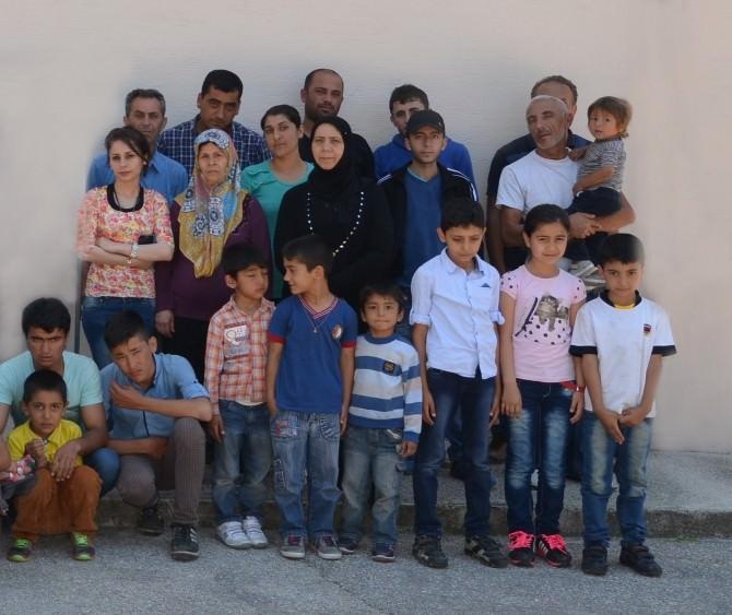 Bursa'da 40 Kaçak Göçmen Yakalandı