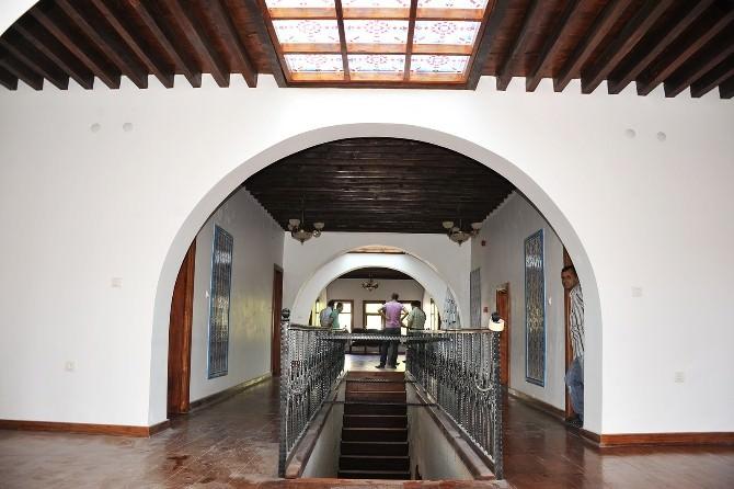 Anadolu'nun İlk Belediye Binası Turizm Merkezi Oluyor