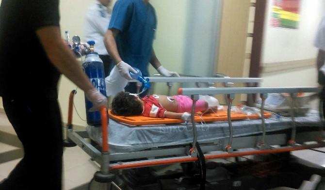 3. Katın Balkonundan Düşen Bebek Ağır Yaralandı