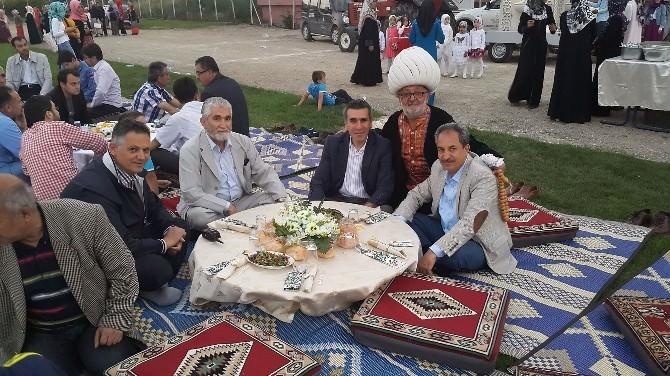 Akşehir'de Minik Yürekler İftarda Buluştu