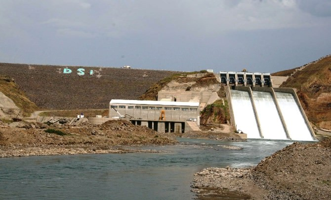 Alparslan 1 Barajı İçin Uyarı