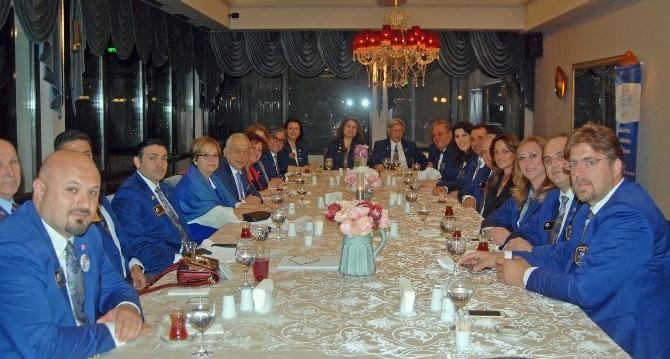 Rotary'nin Yeni Hizmet Yılı Bursa'da Da Başladı