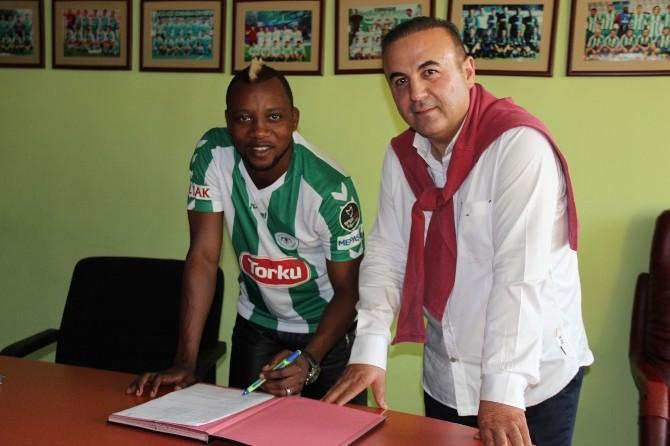 Torku Konyaspor Sıssoko İle 2 Yıllığına Anlaştı