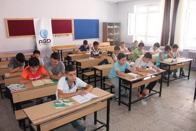 AGD'nin Tekirdağ'daki Kur-an Kursu Tüm Hızı İle Devam Ediyor