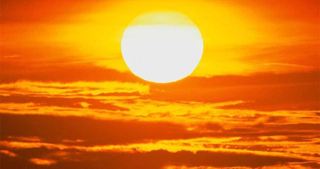 Bugün en sıcak gün olacak