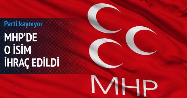 Muharrem Yıldız MHP'den ihraç edildi