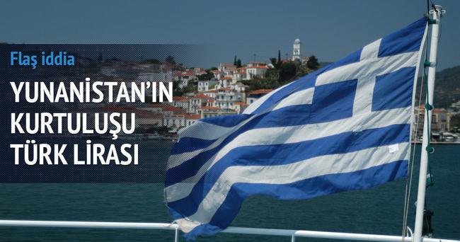 Yunanistan'ın krizden kurtulması Türkiye'ye bağlı