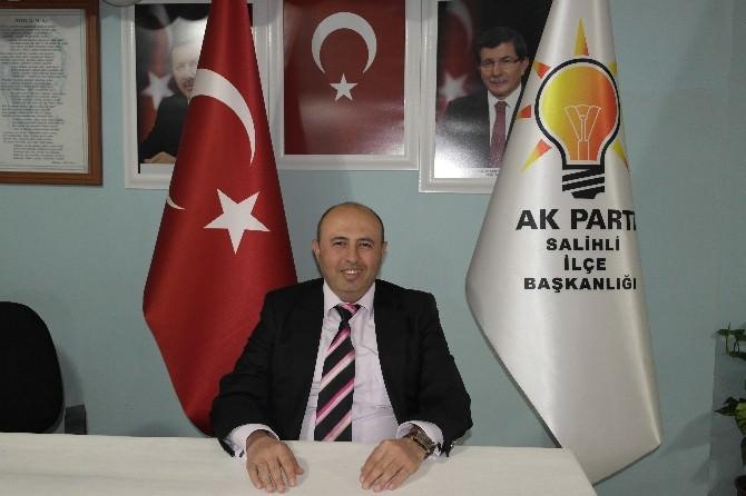AK Parti Salihli İlçe Başkanı Ahat Aksoy'dan Çiftçilere İndirim Müjdesi
