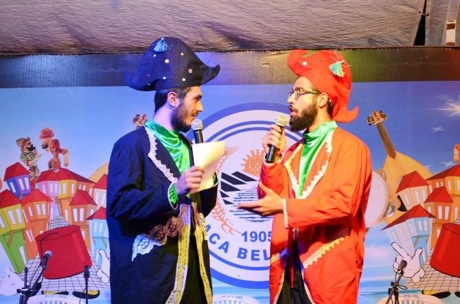Alaca'da Ramazan Sokağı Coşkusu