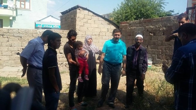 Suriyeli Aileler İçin 'Yardım' Talimatı