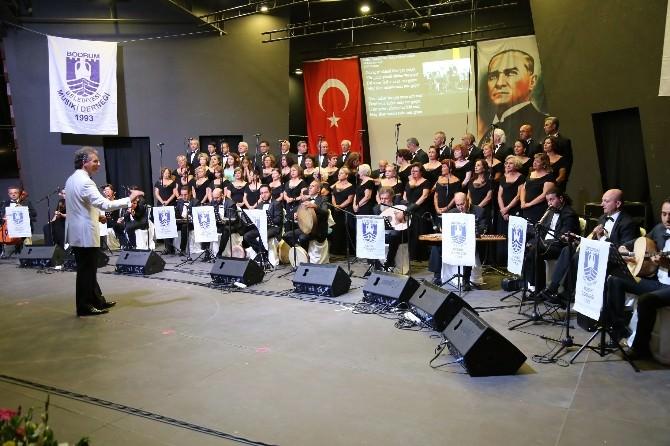 Bodrum Kalesi'nde Türk Sanat Müziği Şöleni