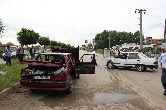 Çarşamba'daki Kazada 1 Kişi Öldü